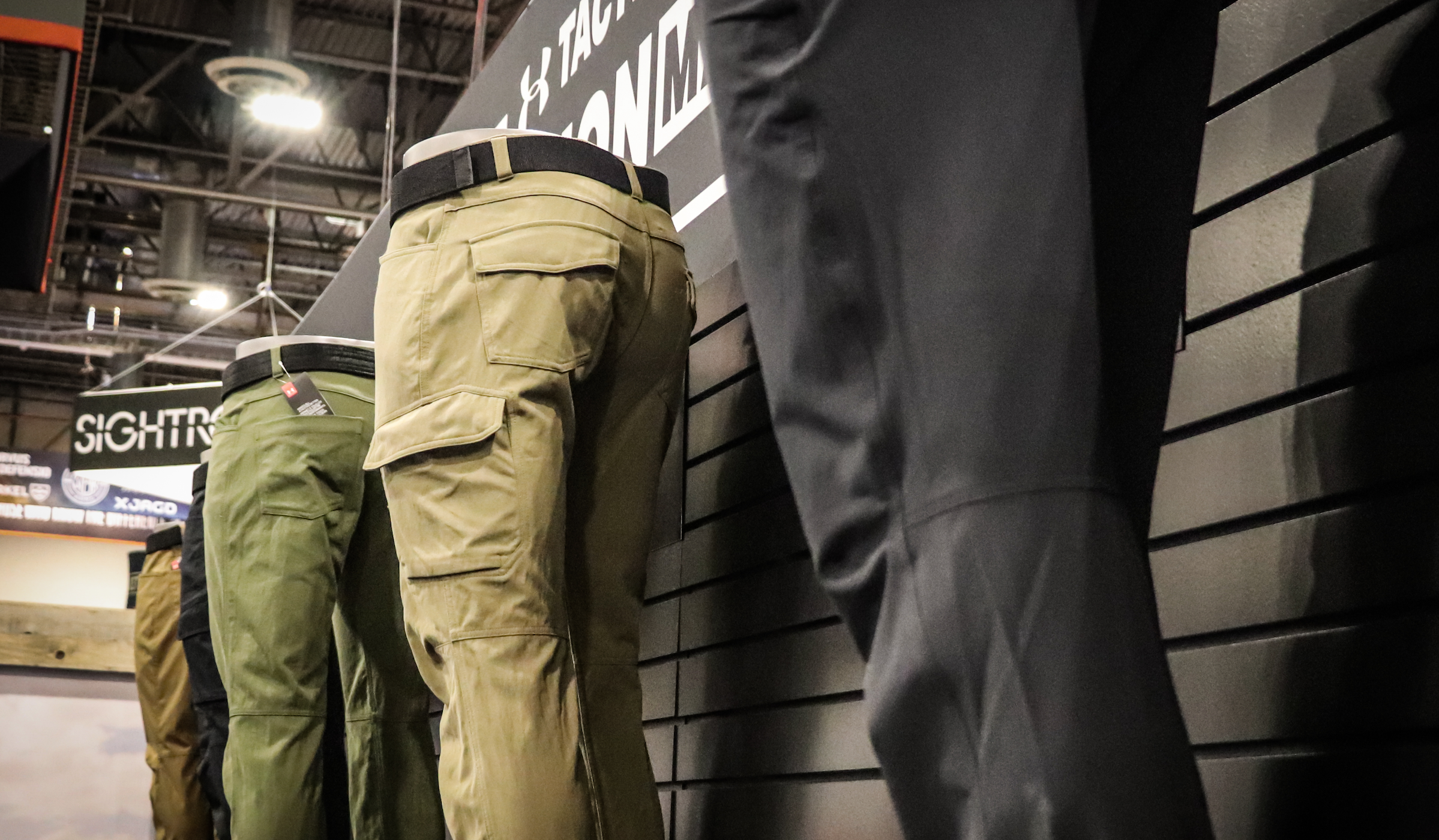SHOT Show 2019: Under Armour UA Adapt Pant – Extreme Ventilation & Waterproofing