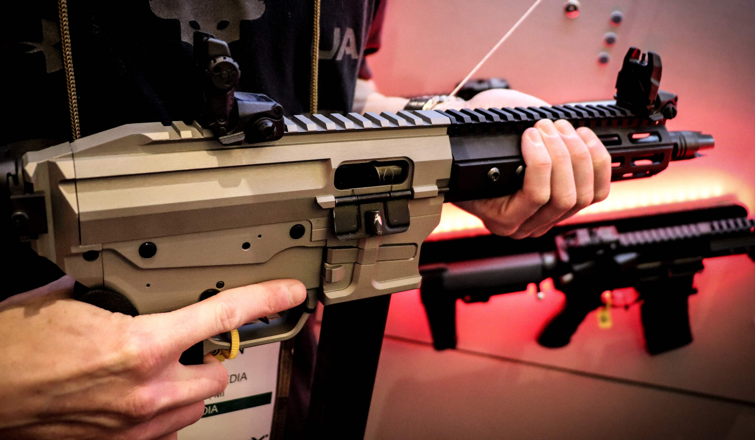 SHOT Show 2019: Franklin Armory Providence PCC
