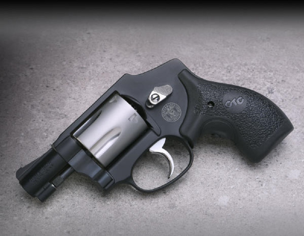 Check Out the New Smith 442 Revolver