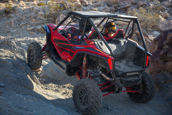 2019 Honda Talon 1000R and 1000X Review: First Impressions + Video