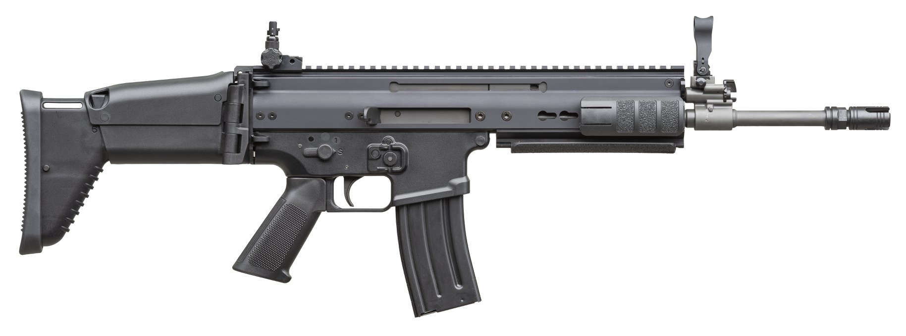 FN Herstal to Showcase Updated SCAR-L and SCAR-SC at Enforce Tac