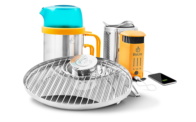BioLite's Camp Cooking and Lighting Kits Are All On Sale