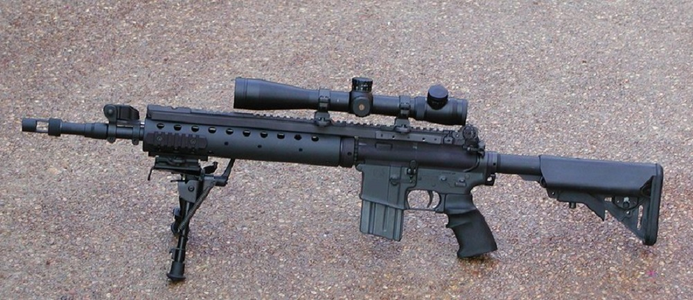 Build a Special Purpose Rifle