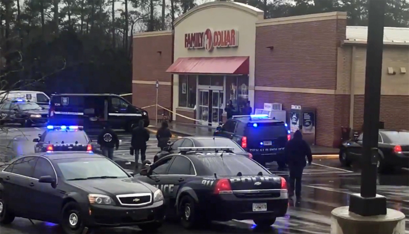 Armed Crook Killed by Legally-Armed Customer