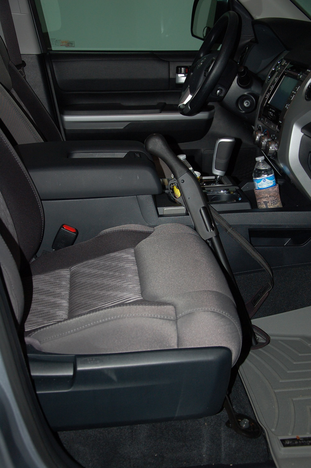 Keeping Guns in Vehicles Safely