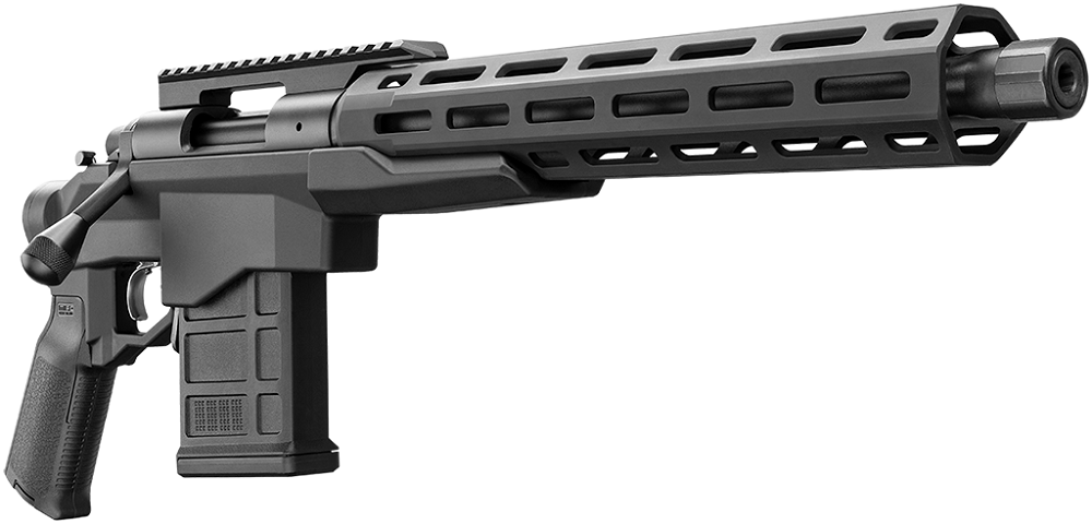Remington's New 700 CP Pistol