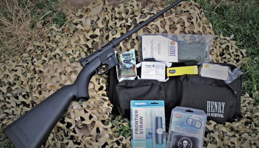U.S. Survival Pack/AR-7 By Henry Repeating Arms