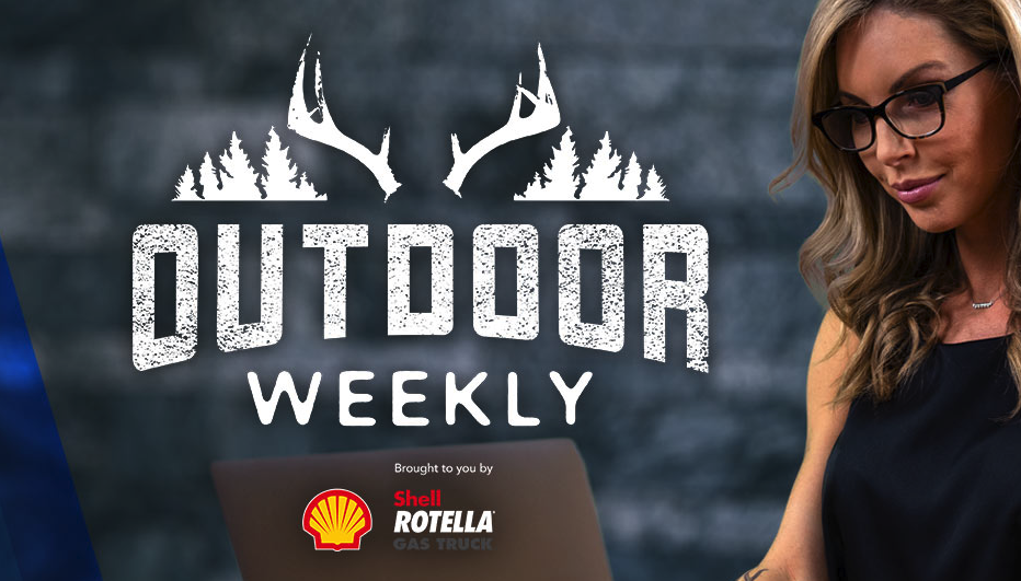 Outdoor Weekly With Jules McQueen –  Brought to you by Shell Rotella Gas Truck