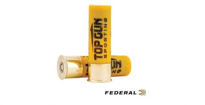 Federal Premium Unveils New Top Gun Sporting Loads for Clay