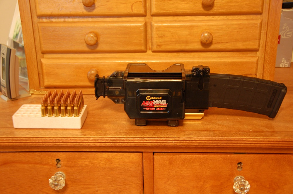 Caldwell's AR-15 Mag Charger
