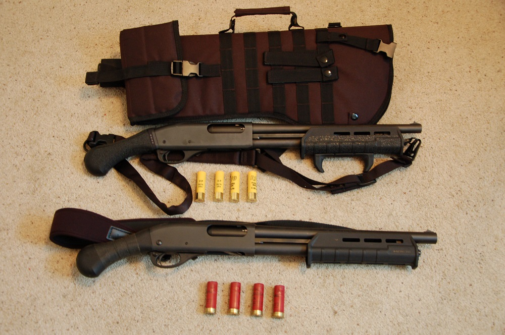 Useful Accessories for the Remington Tac 14s