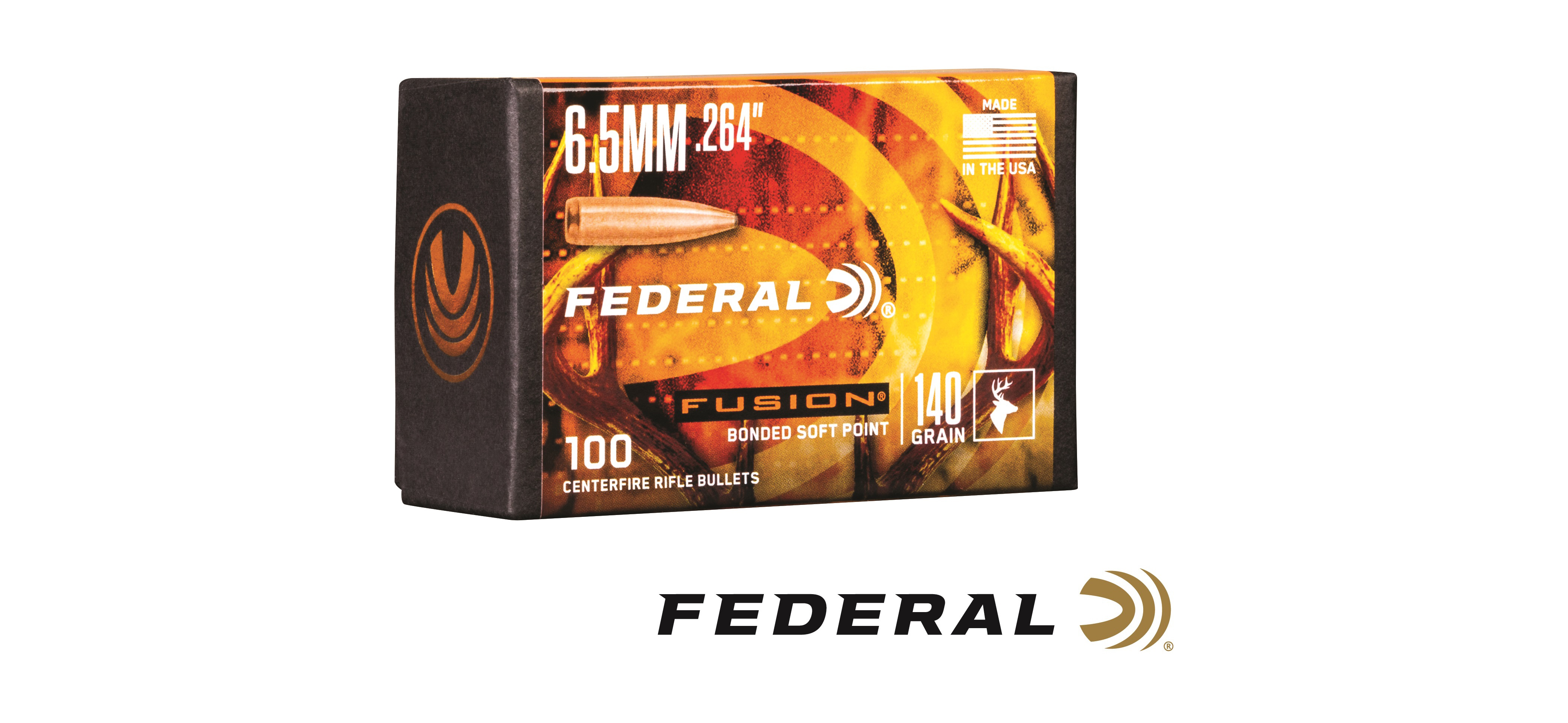 Federal Premium Offers their Fusion Bullets as a Reloading Component