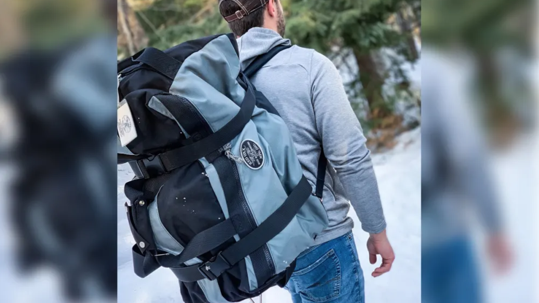 Review: Red Oxx Sherpa Jr. Expedition Bag