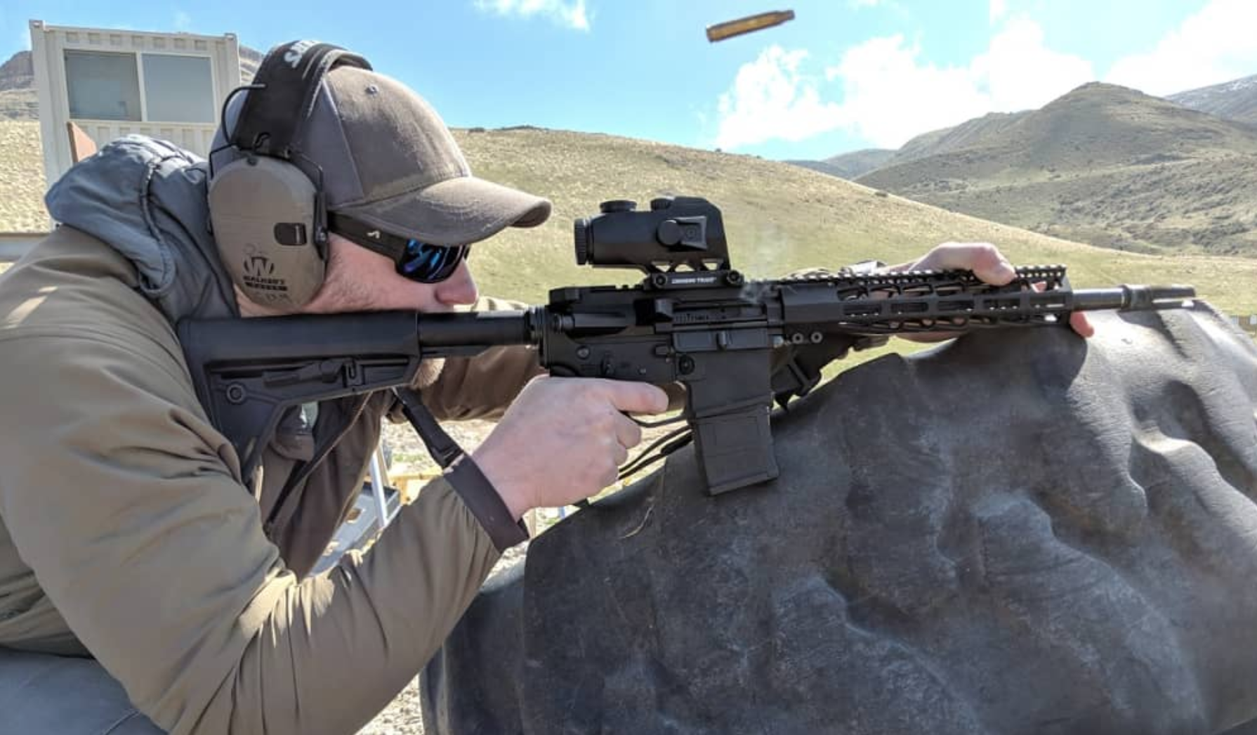 Crimson Trace CTS-1100 Review