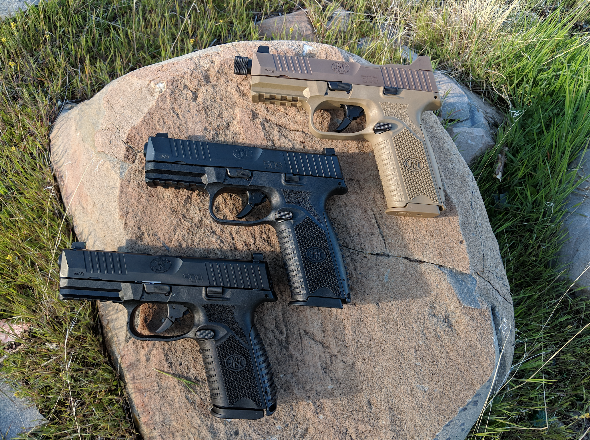 FN 509 Series Review Part 1: The 509 Midsize