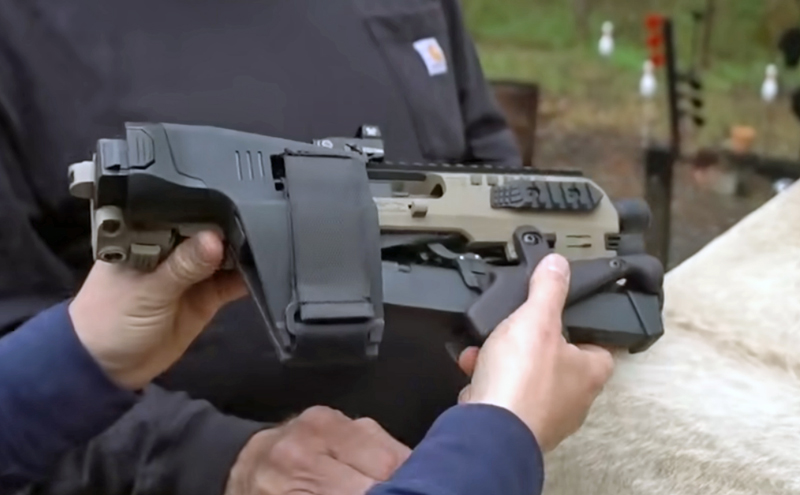Demolition Ranch Meets Hickok45: 25, 45, and Micro RONI Glock
