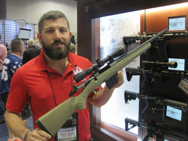 NRA 2019] New Ruger Rifles in  350 Legend - AllOutdoor com