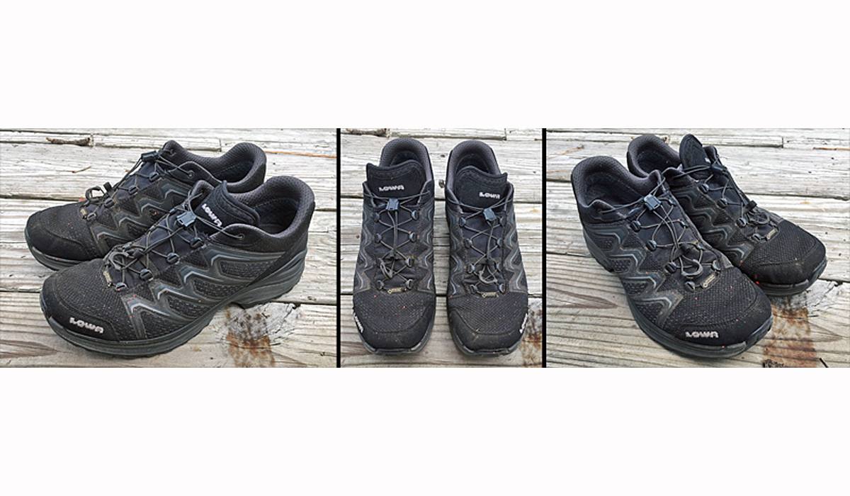 Review of LOWA Maddox Lo GTX TF Athletic Outdoor Shoe