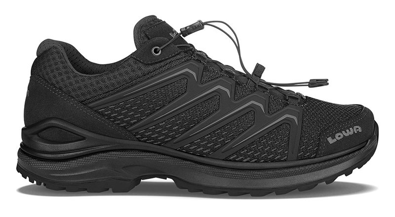 LOWA Maddox Lo GTX TF athletic outdoor shoe.