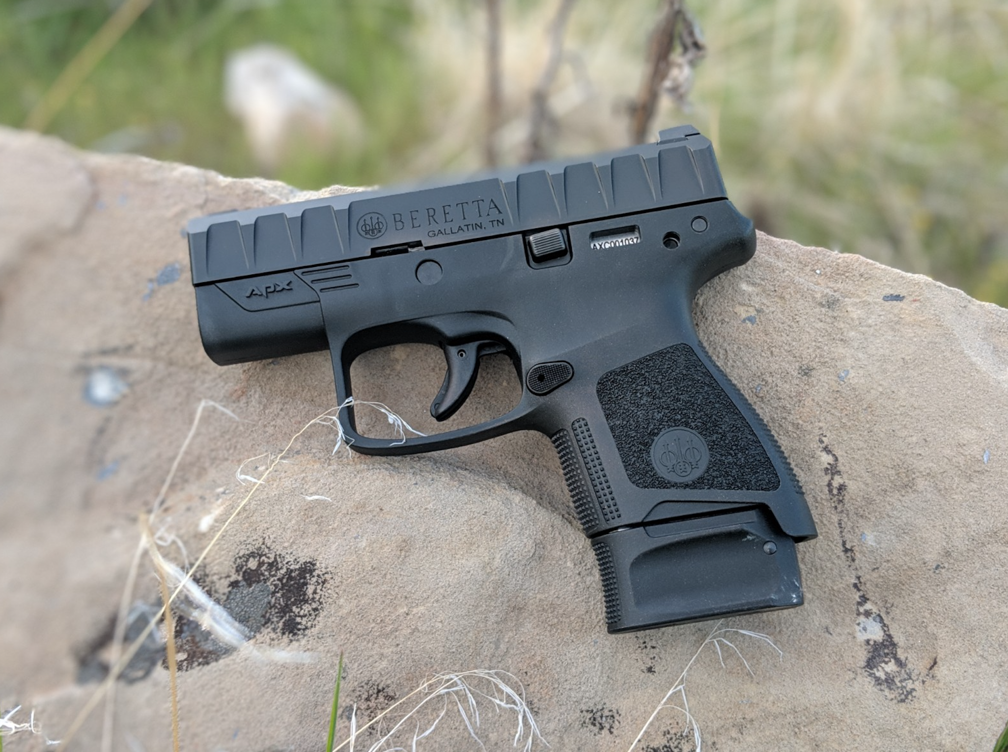 Hands on with the Beretta APX Carry