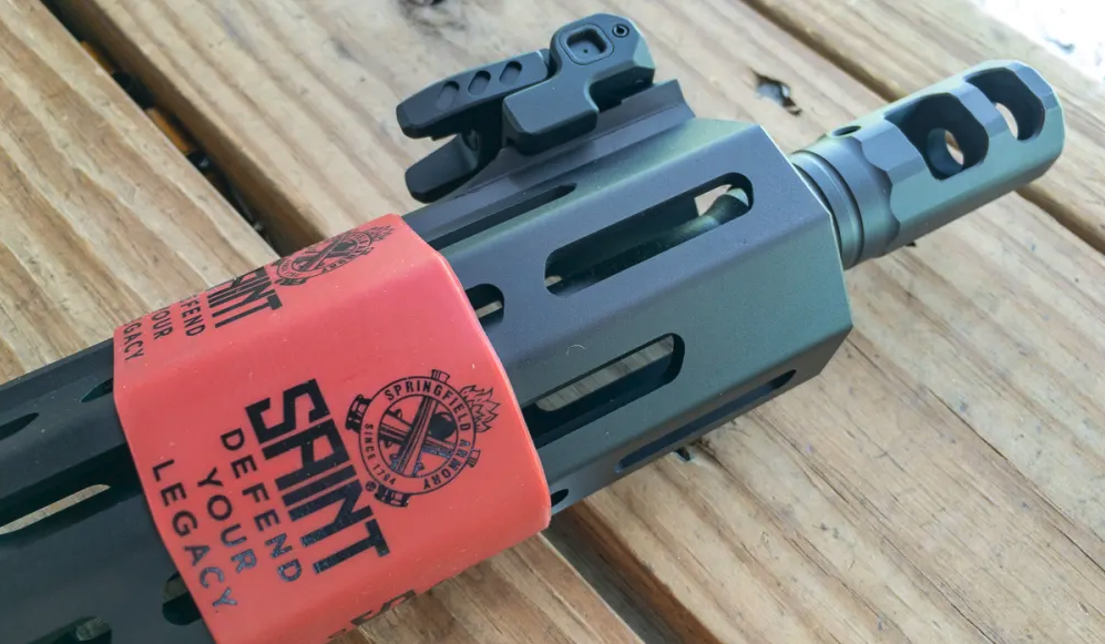 There's a New SAINT in town: Field Trial of Springfield Armory's SAINT Victor .308 Rifle
