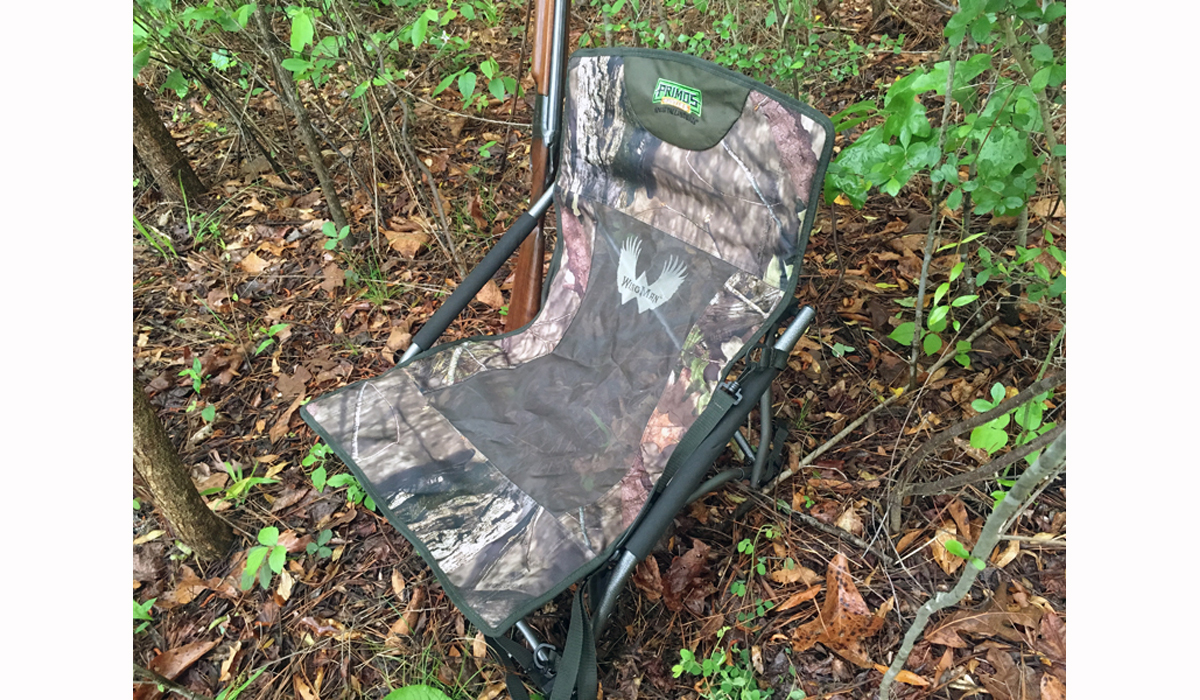 Primos Wing Man Turkey Hunting Chair Review