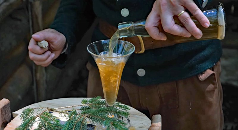 Make Your Own Spruce Beer Colonial Rations