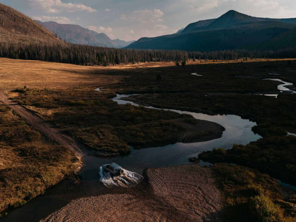 Destination Public Land: Why I Drive an Overland Vehicle