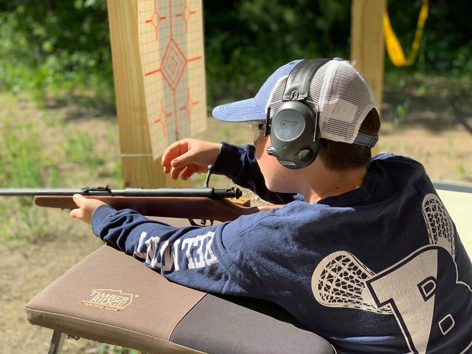 Summer Camp in Maine: Kids Gut Fish, Shoot Rifles and Bows