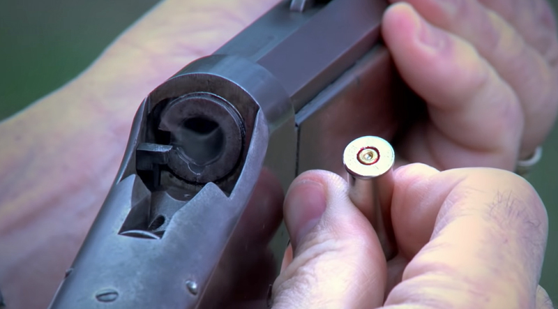 Converting an Old Rusty 32 Rimfire to 357 Magnum