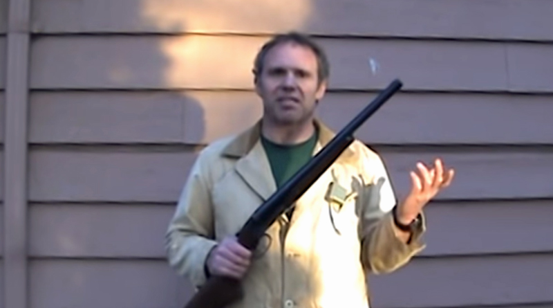 Watch: Double Barreled Shotguns for Home Defense