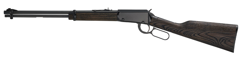 Left side of the new Henry smoothbore 22 rimfire Garden Gun. (Image © Henry Repeating Arms)