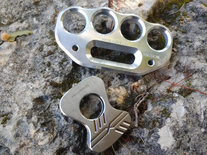 Brass Knuckles A Misunderstood Self Defense Tool Alloutdoor Com