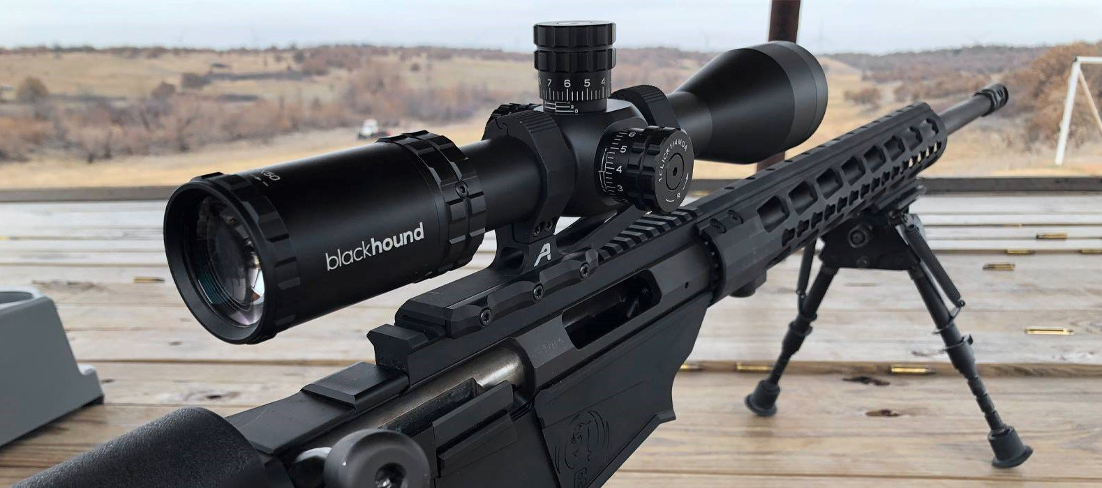 High Desert Rifle Works Now Stocking Blackhound Optics
