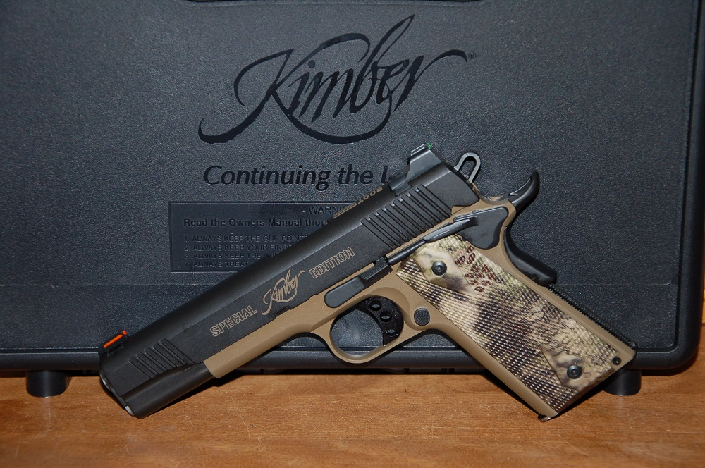 Kimber's Hero Custom 1911