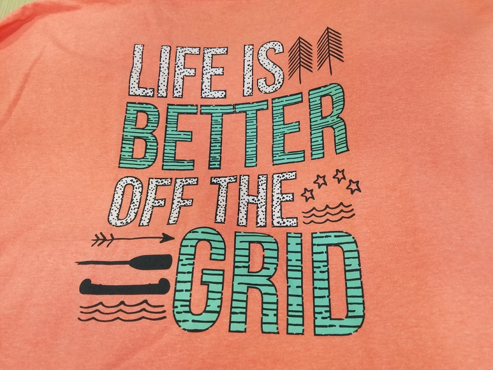Is Life Better Off the Grid?