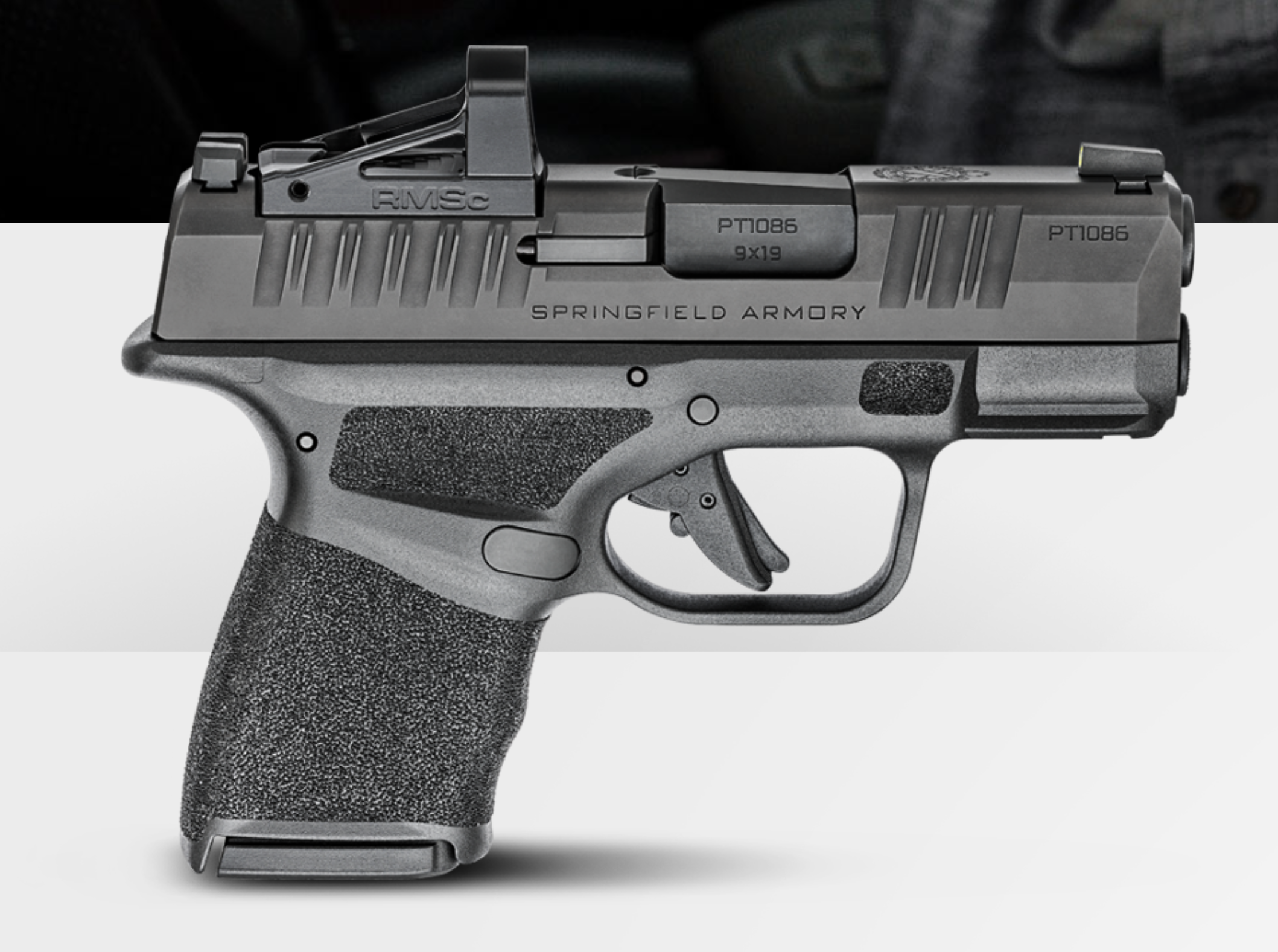 Breaking News: Here is the Springfield Armory Hellcat