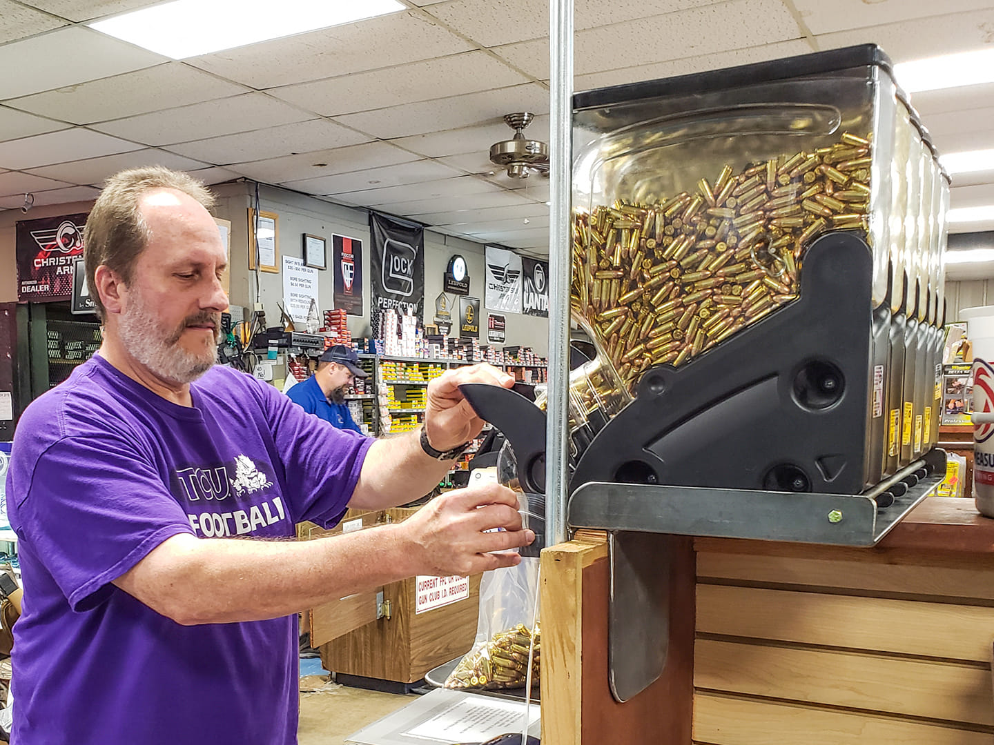 Who Needs Walmart? Buy Ammo by the Pound in Texas.