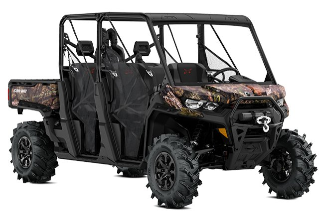 Can-Am Defender Max X MR Mossy Oak (Image: Can-Am)