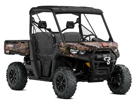 Can-Am Defender Mossy Oak (Image: Can-Am)