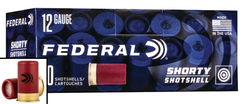 New 'Shorty' Shotshells from Federal