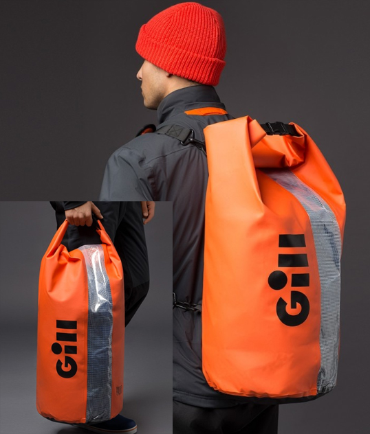 Gill's New Dry Cylinder Storage Bags