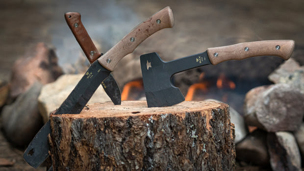 Compadre Camping Line gets UPGRADED from Buck Knives