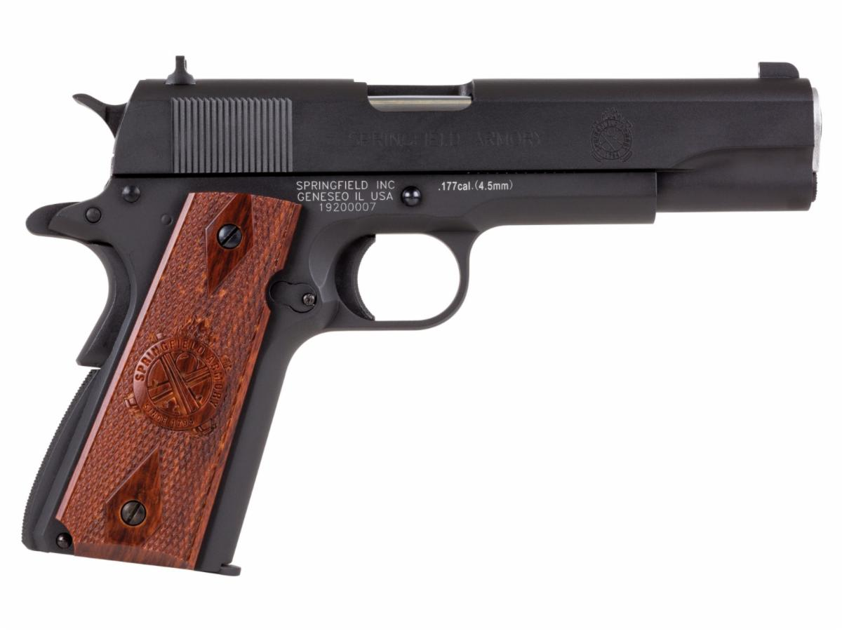 Airgun Replicas of Springfield Armory Firearms
