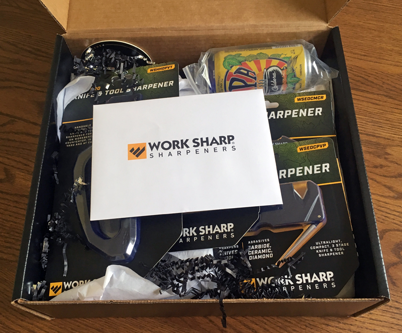 Work Sharp is Introducing Five New Manual Knife Sharpeners