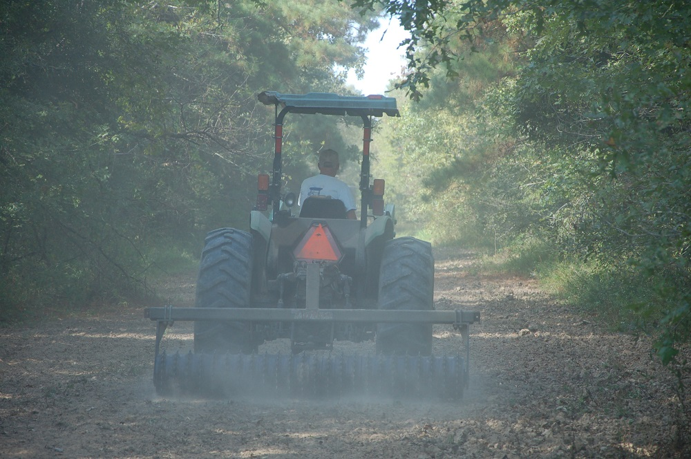 Dust Bowl Food Plots