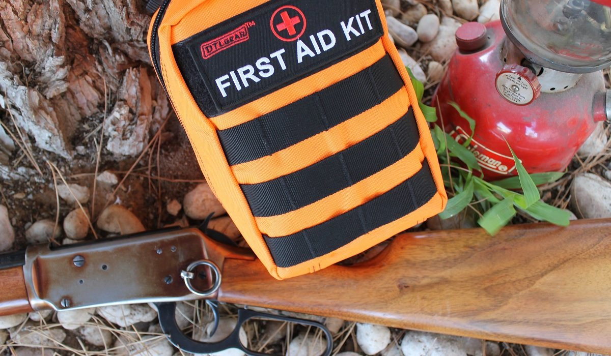 DTLGear Outdoorsman First Aid Kit
