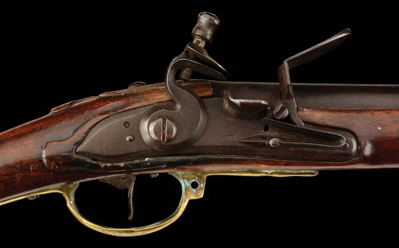 Own the Musket That Fired the First Shot at Bunker Hill