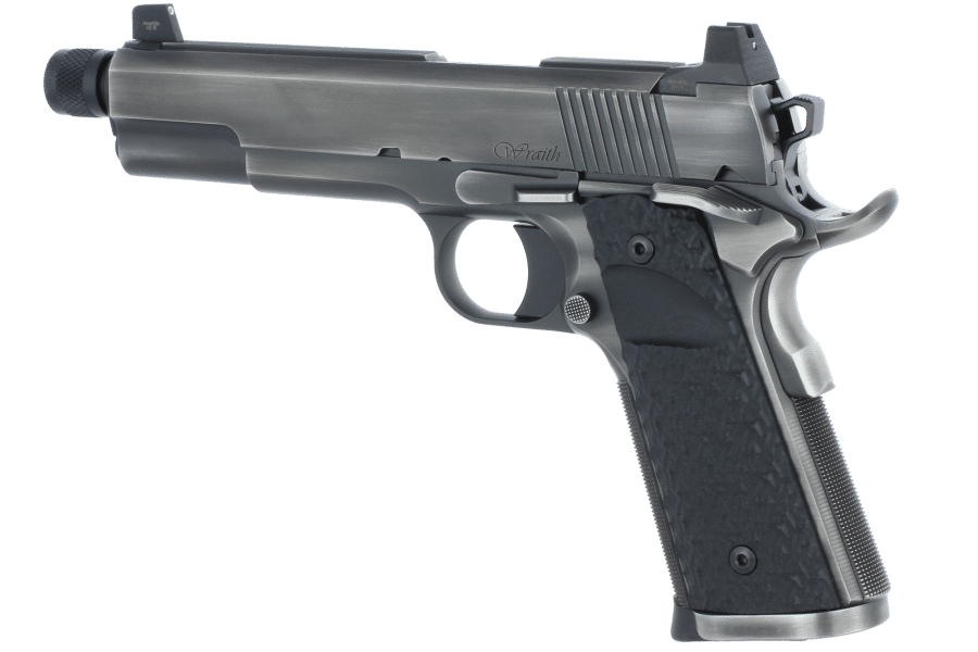 The New DW Wraith 1911 from Dan Wesson