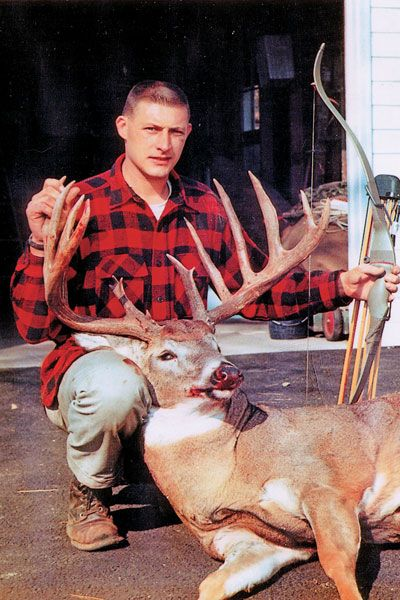 World-Record Archery Buck Taken Without Camo or Scent Control